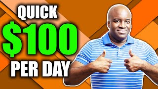 HOW TO MAKE $100 FAST ONLINE | QUICK 100 DOLLARS FOR AFFILIATES