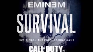 Repeat youtube video Eminem - Survival (Clean)