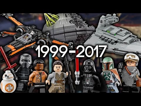 Every LEGO Star Wars Set EVER MADE 1999-2017