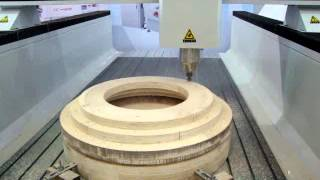 3d wood moulding cnc engraving cutting router machine