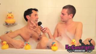 Thierry (Qui veut épouser mon fils) dans le bain de Jeremstar - INTERVIEW