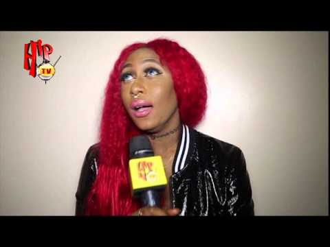 """THE KISS WITH BURNA BOY WAS REAL"" - CYNTHIA MORGAN (Nigerian Entertainment News)"