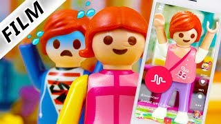 Playmobil Film Deutsch PEINLICHES MUSICAL.LY VON JULIAN! ER LIEBT DEN BARBIE GIRL SONG Familie Vogel