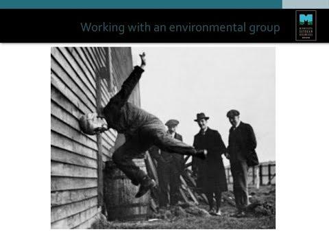 Joe Smentek - Uncommon Allies - Farmers and Environmental Groups
