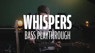 The Vintage Caravan - Whispers (Bass breakdown)