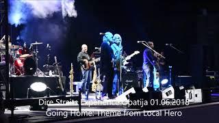 Local Hero Dire Straits Experience Opatija Croatia 01.06.2018
