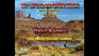 My Life Is An Open Book (Watch & Learn)