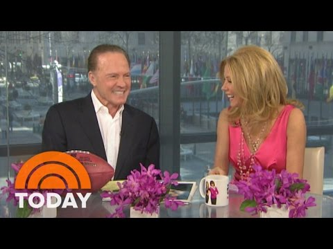 Flashback: Frank Gifford Co-Hosts With Kathie Lee In 2009   TODAY