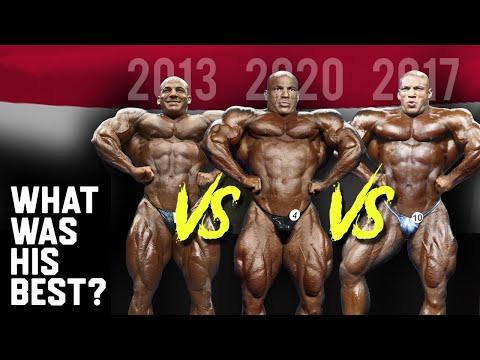 Big Ramy's Best Shape Was Not 2020?