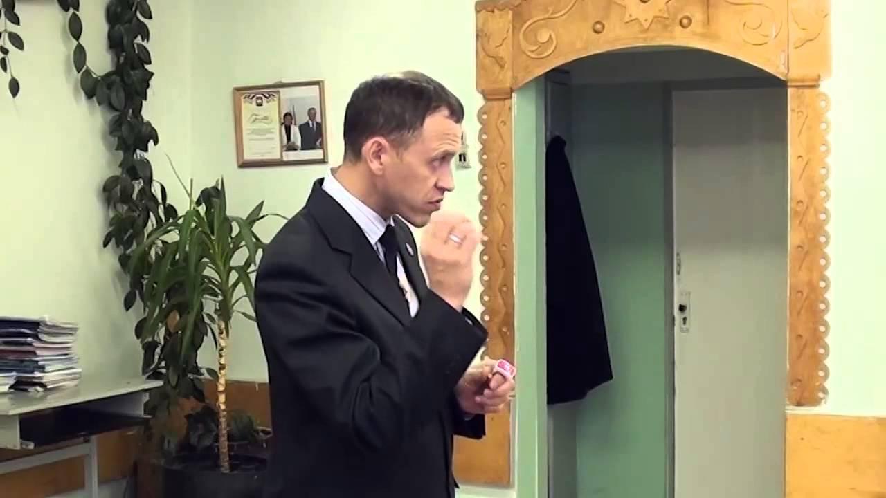 В.А. Фахреев: Уроки трезвости