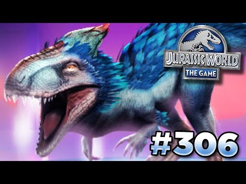 THE STRONGEST DINOSAUR IN THE GAME! || Jurassic World - The Game - Ep306 HD