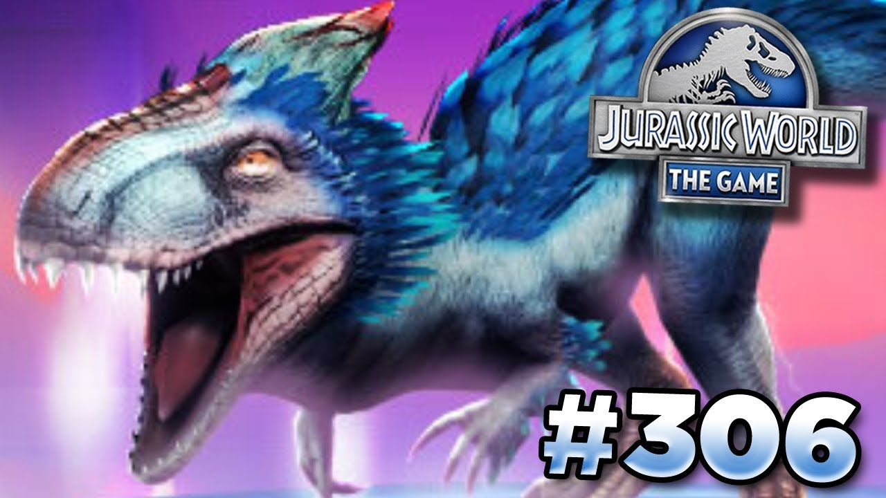 THE STRONGEST DINOSAUR IN THE GAME! || Jurassic World – The Game – Ep306 HD