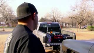 Street Outlaws Deleted Scene - Big Chief Leaves for Race