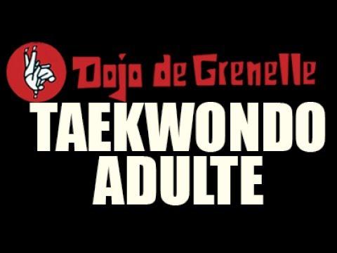 Cours de Taekwondo au Dojo de Grenelle Paris 15e