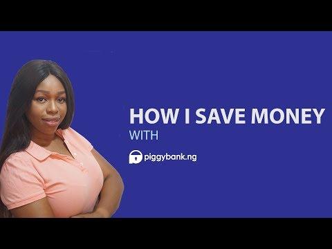 How i save Money With Piggybank.ng