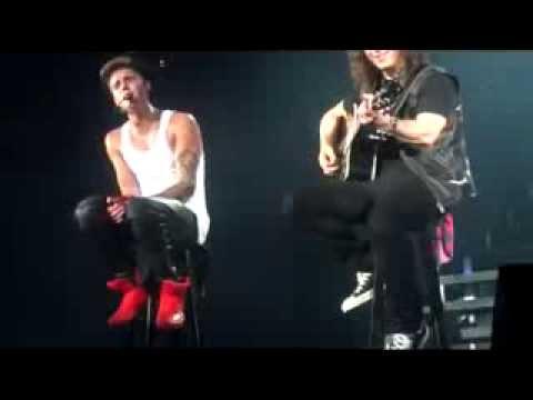 Justin Bieber I'll Be, Believe Tour Shanghai 2013