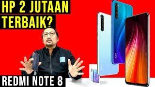 HP 2 Jutaan Terbaik: Review Lengkap Redmi Note 8 (RESMI) by Xiaomi - Indonesia
