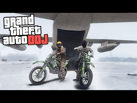 GTA 5 Roleplay - DOJ 5 - Mission Impossible