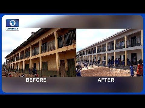 Ekulu, New Haven Primary Schools Get Enugu Govt Attention