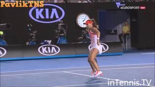 Maria Sharapova vs Lauren Davis Highlights ᴴᴰ Australian Open 2016