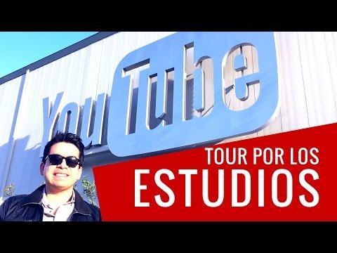 Conoce Los Estudios de YouTube en Los Ángeles, California
