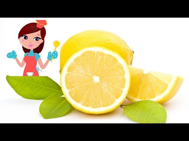 Kuruyan limon nasıl eski haline getirilir