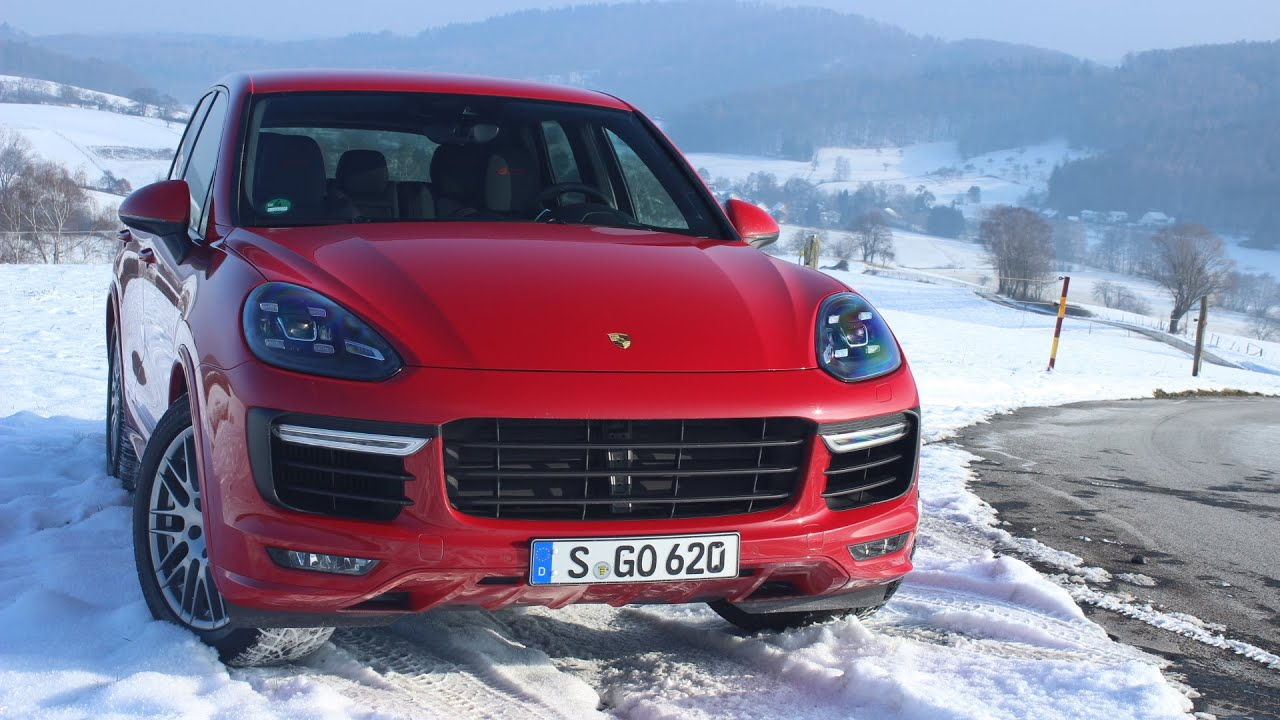 2016 porsche cayenne gts 92a test drive review thegetawayer