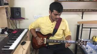 Mettuppodu   Duet   A.R Rahman   Guitar Cover   Rushab.V