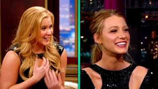 Did Amy Schumer Diss Blake Lively... Again?!
