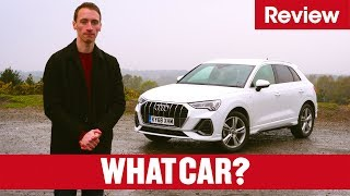2020 Audi Q3 review  the best premium family SUV?  What Car?
