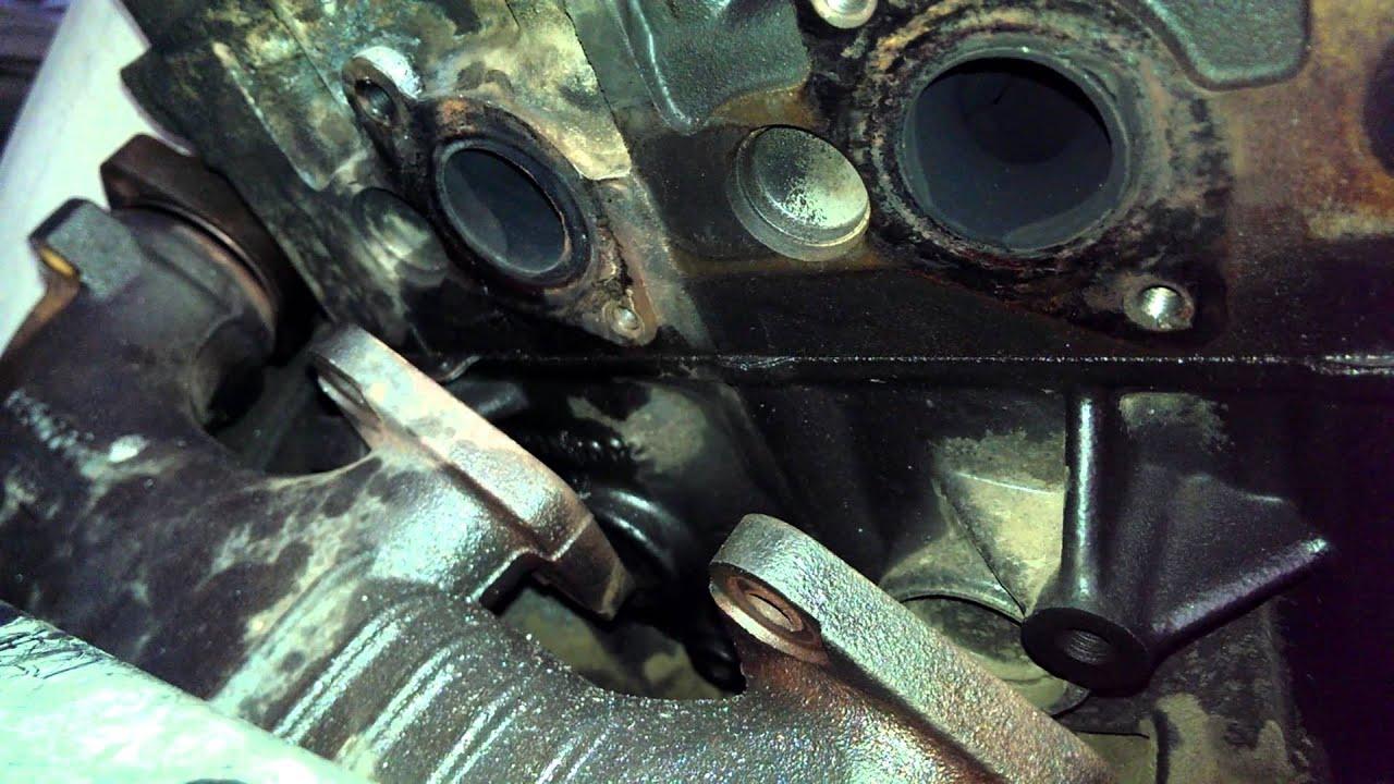 Shop update 1 29 2014 f 650 exhaust manifold broken bolt