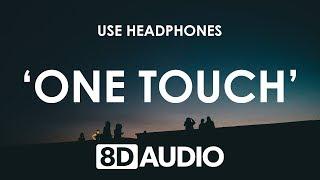 Jess Glynne & Jax Jones - One Touch (8D AUDIO) 🎧 Video