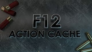 F12 Action Cache - Free Stock Pack of Effects for Blender 3D