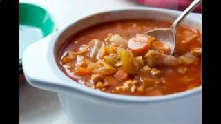 Рецепт щи с томатной пастой часть2