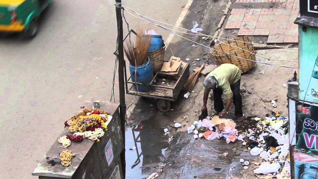 street sweeper short movie offical trailer youtube