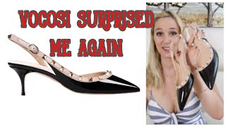 New Slingback Heels from Vocosi Shoes