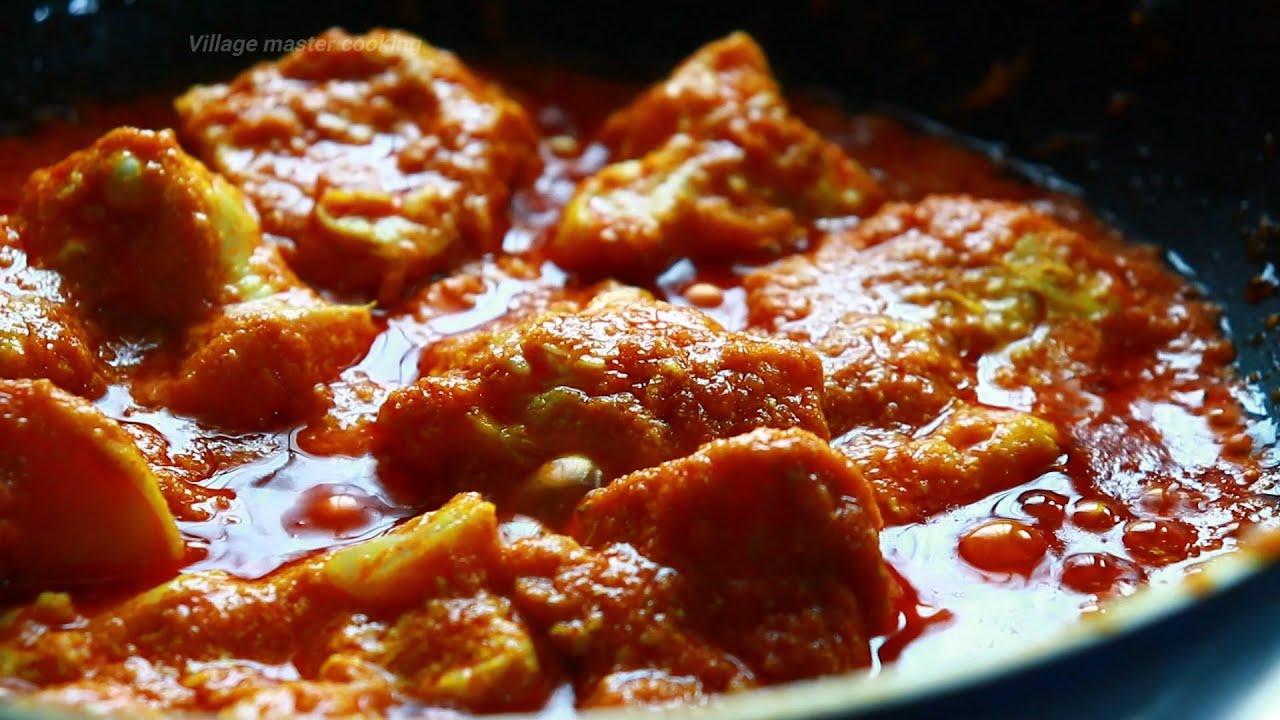 Spicy chicken gravy recipe    Simple and quick chicken ...