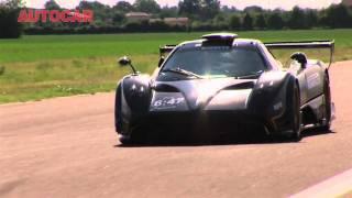Pagani Zonda R Driven By Autocar.Co.Uk