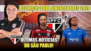 ANIMOU! Gallardo no São Paulo? Diego Ribas e Dedé São Realidades! ASSISTA
