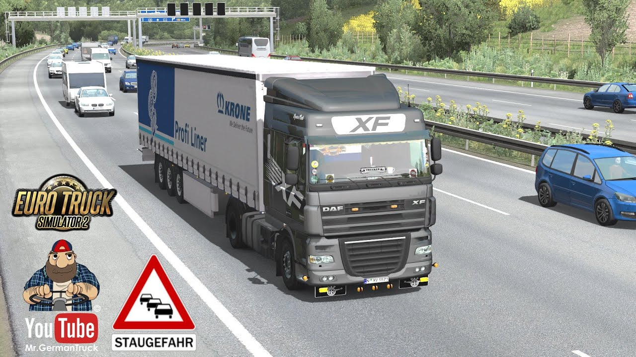 [ETS2 v1.37] AI Traffic Mod – Intensity Pack by db-creation Team
