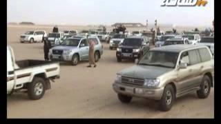 مزاين الكويت 2014   مسيرة منقية / فلاح سالم بن ظريان الهاجري