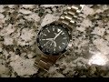 Fossil Q Crewmaster Hybrid Watch - Stainless Steel Version