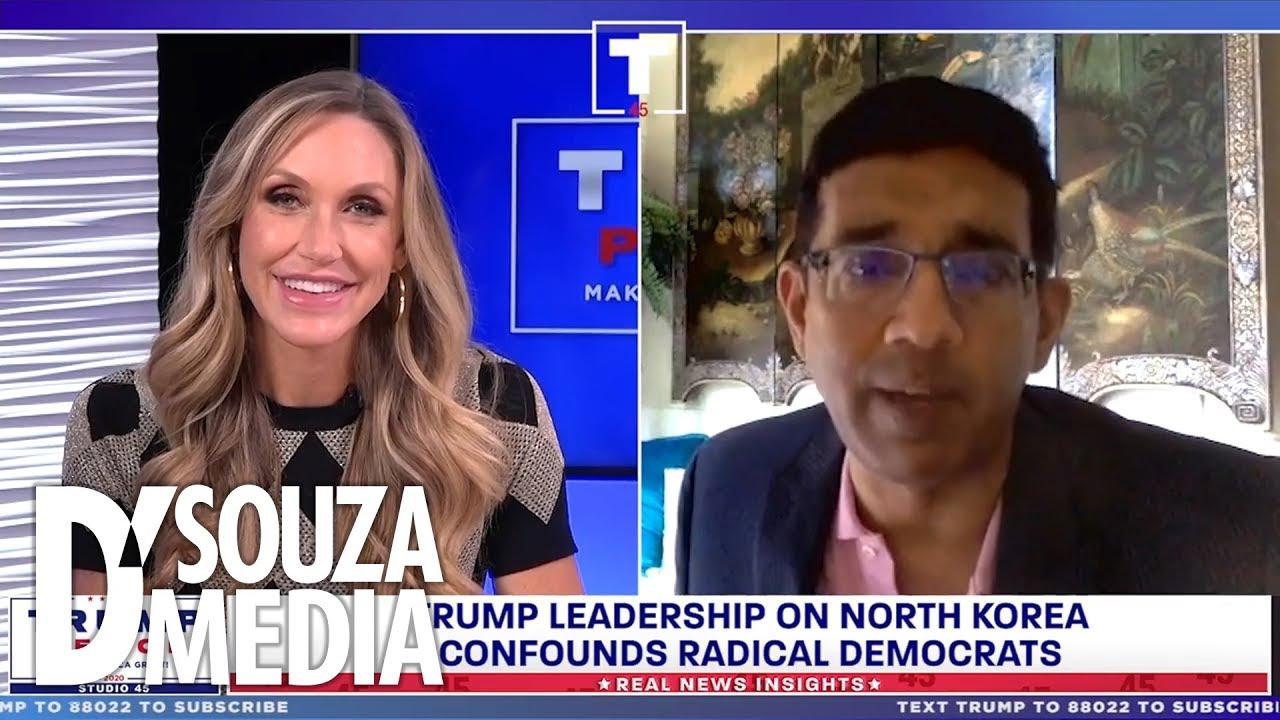 Dinesh D'Souza Trump embodies Reagan's American optimism in talks with North Korea