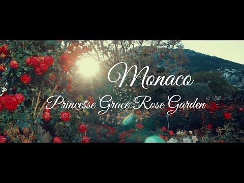 Monaco Princesse Grace Rose Garden