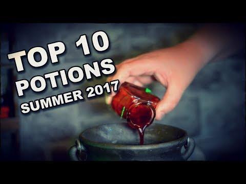 Higgypop Potions Top 10 Recipes Summer 2017