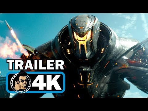 Thumbnail: PACIFIC RIM 2: UPRISING Official Trailer [4K ULTRA HD - 2018] Sci-Fi Action Movie