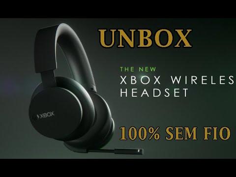 Первые распаковки новой гарнитуры Microsoft - Xbox Wireless Headset