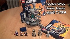 LEGO 21304 Doctor Who Review (Serie Ideas Test deutsch)