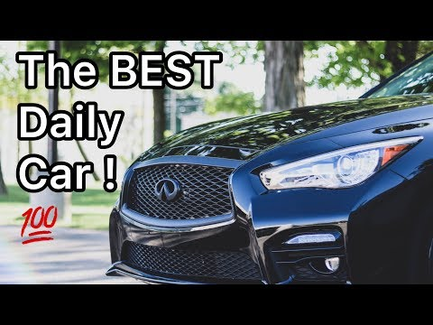 INFINITI  Q50 S AWD REVIEW