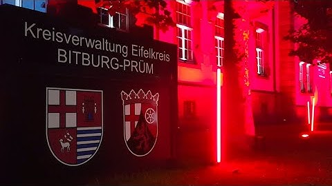 Night of Lights Bitburg - Hier bei uns aktuell - 23. Juni 2020